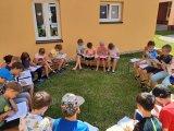 Učebna pod modrou oblohou - 2. třída