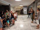 Exkurze v divadle - 2. ročník