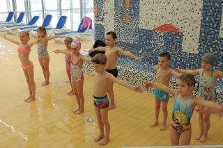 Plavání předškoláků