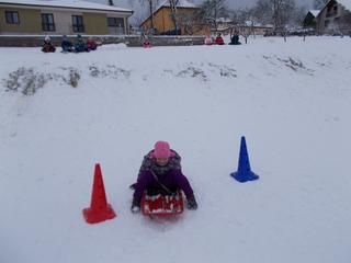 Zimní olympiáda v Pastelkách