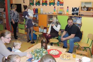 Vánoční vystoupení u Špuntíků