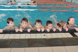 Plavecký výcvik předškoláků
