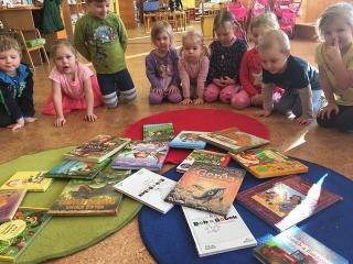 Projekt Čteme dětem