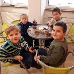 Návštěva v Dražické cukrárně pekárně