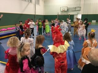 Karneval ve školce