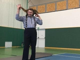 Cirkusové vystoupení