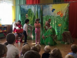 Divadlo ve školce