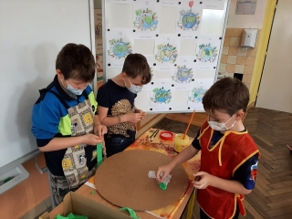 Den Země ve 2.třídě
