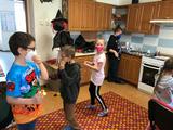 Čarodějnické odpoledne v družině
