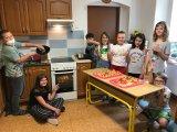 V družině vaříme a pečeme