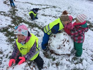 Sněhové radovánky